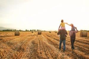 Family Farm - Estate Planning Concept